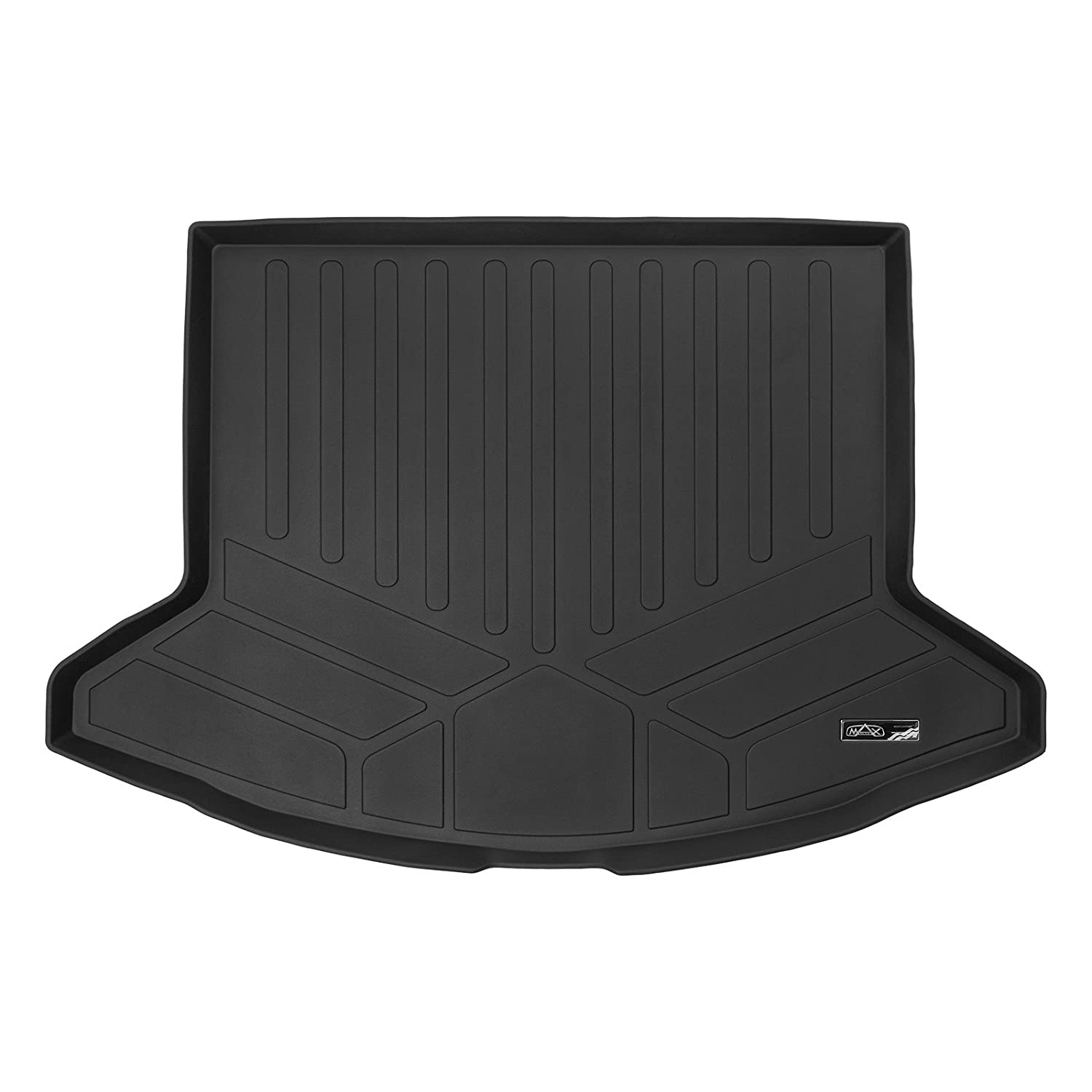 MAXLINER D0301 Black All Weather Cargo Liner (for Mazda CX-5 2017), 1 Pack