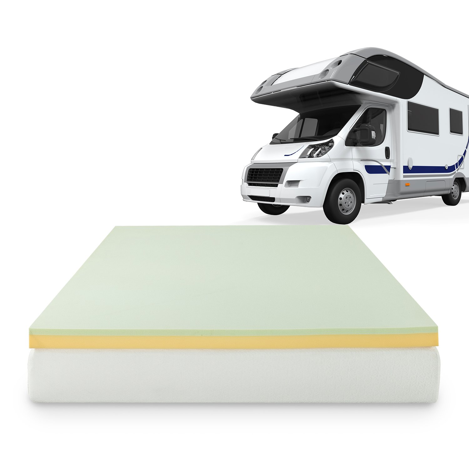 The Best Rv Mattress Toppers Amp Pads Reviews In 2019 Sleeplander
