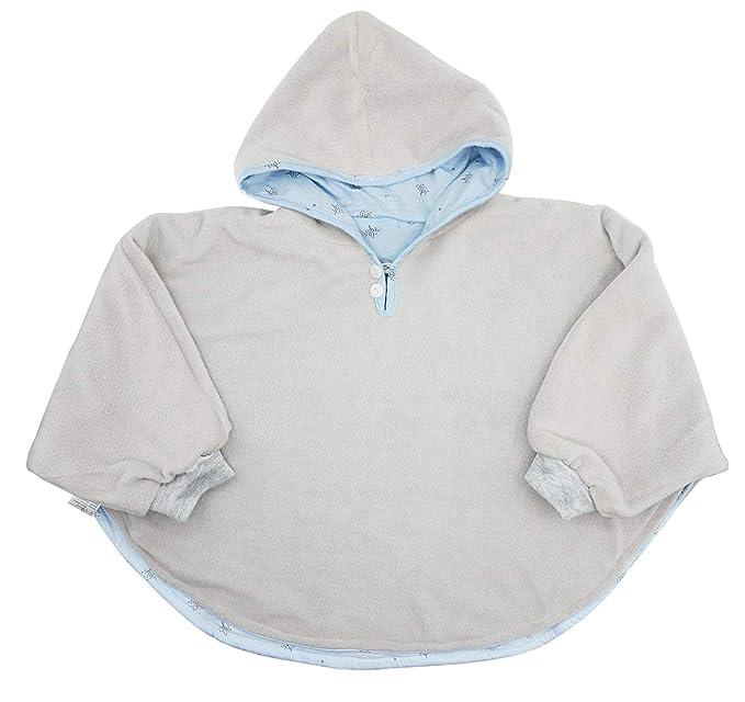 72afb65ec Amazon.com  Bienvenu Baby Girls Boys Toddlers Double-side Wear Cape ...