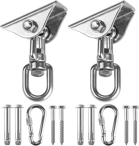 MIAOKE Heavy Hammock Chair Hanging Kit