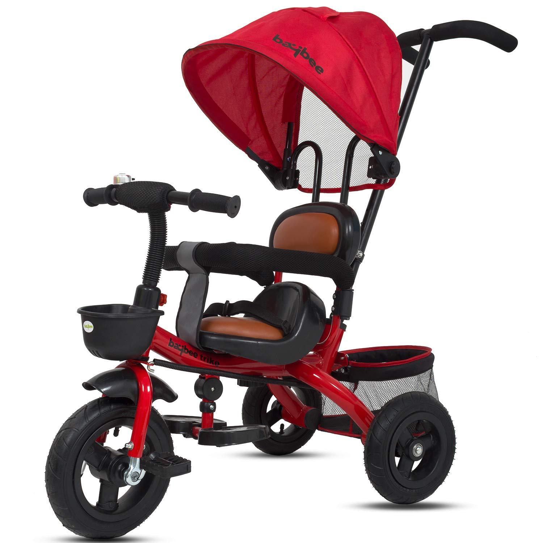 Baybee Magma 3-In-1 Baby/Kids Cycle Smart Plug & Play