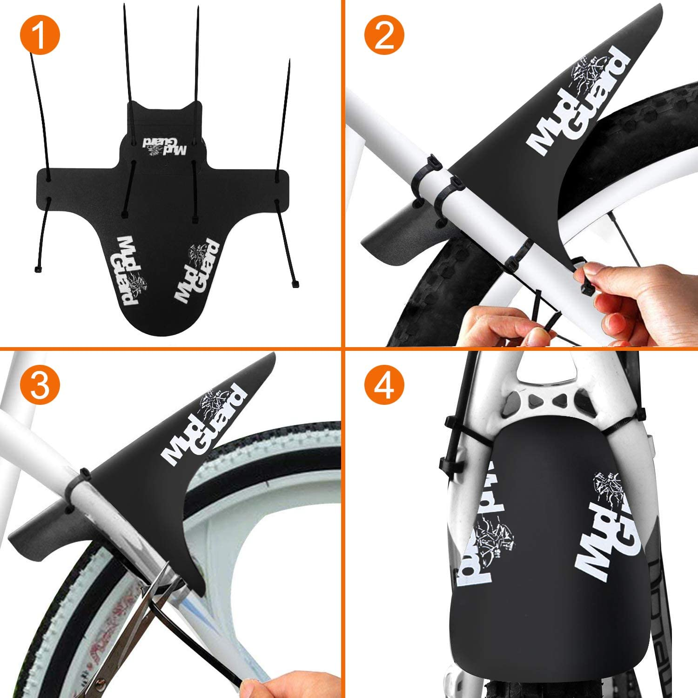 1 Paar MTB Aluminiumlegierung Bergrad Fahrrad Radsport 9//16 Zoll Pedale flac