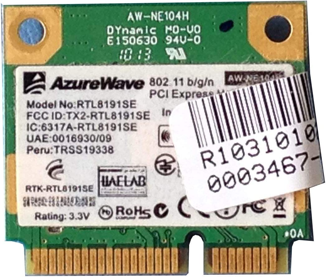USB 2.0 Wireless WiFi Lan Card for HP-Compaq Presario SR1611KR