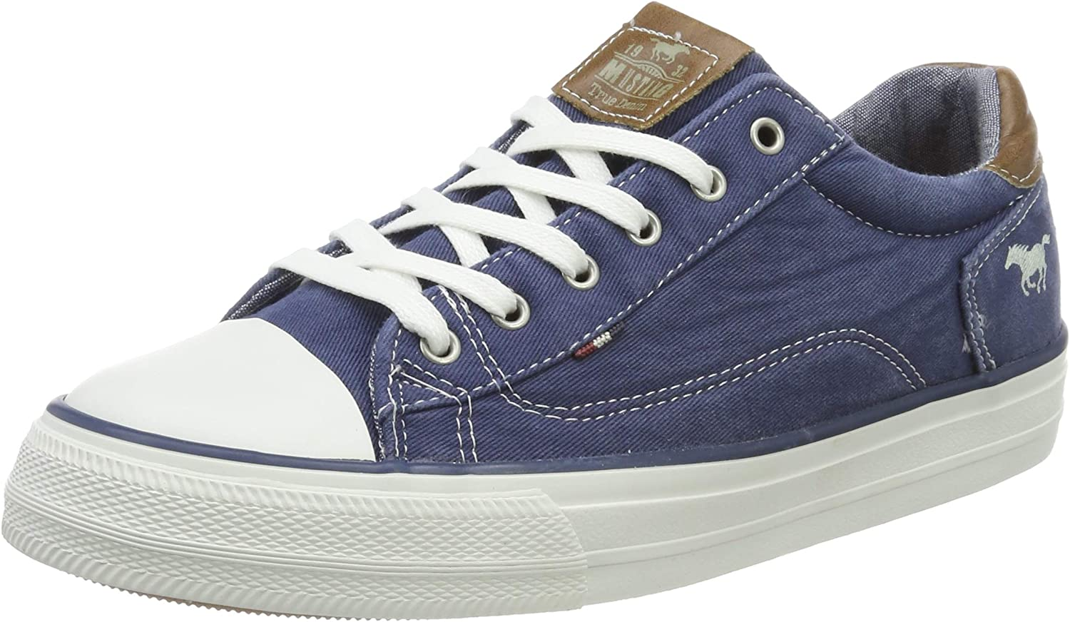 Portland Gifts Mall Mustang Men's Sneakers Low-Top