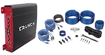 amazon com crunch px 1000 4 1000 watt 4 ch powerful car audio Blizzard Diagram crunch px 1000 4 1000 watt 4 ch powerful car audio amplifier amp wire