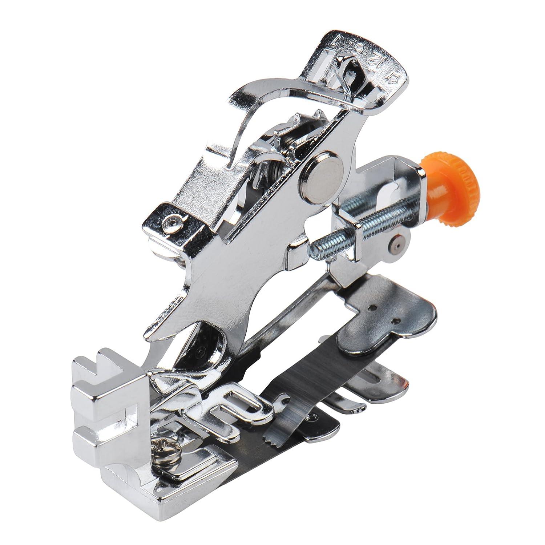 Universale Ruffler piedino per macchina da cucire per tutti cantante fratello Babylock vichingo AZX