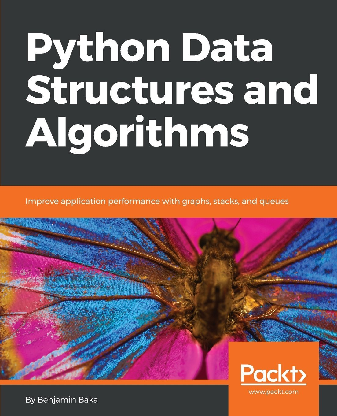 Python Data Structures and Algorithms: Improve application