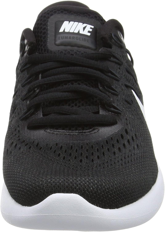 Nike Lunarglide 8, Zapatillas de Running para Hombre, Negro (Negro ...