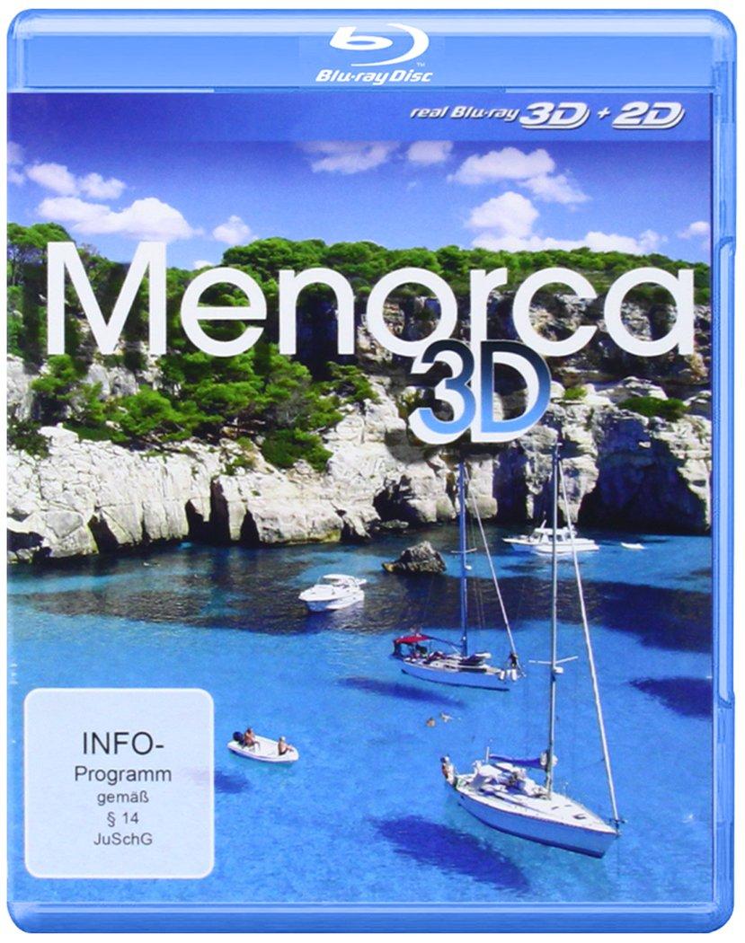 Menorca [3D Blu-ray] - Natur pur