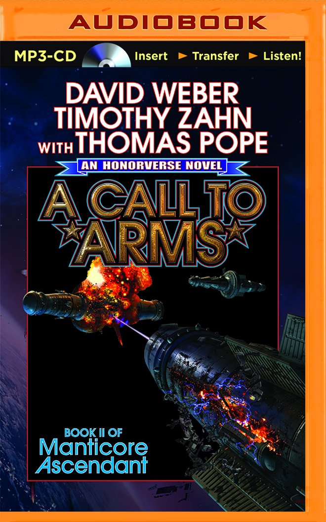 Download A Call to Arms: Book II of Manticore Ascendant PDF