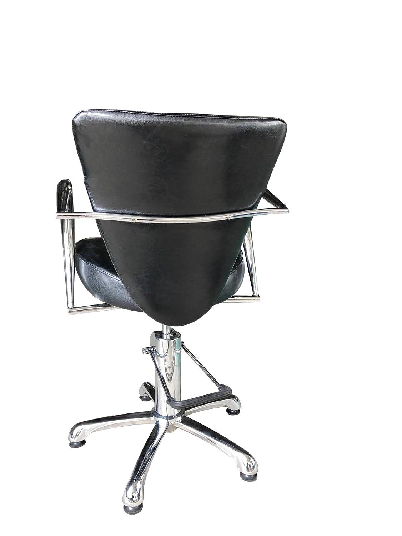 Hydraulic barber armchair EDELWEISS BEAUTY