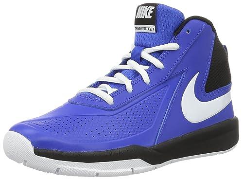 Nike Team Hustle D 7 (GS), Zapatillas de Baloncesto para Niños: Amazon.es: Zapatos y complementos