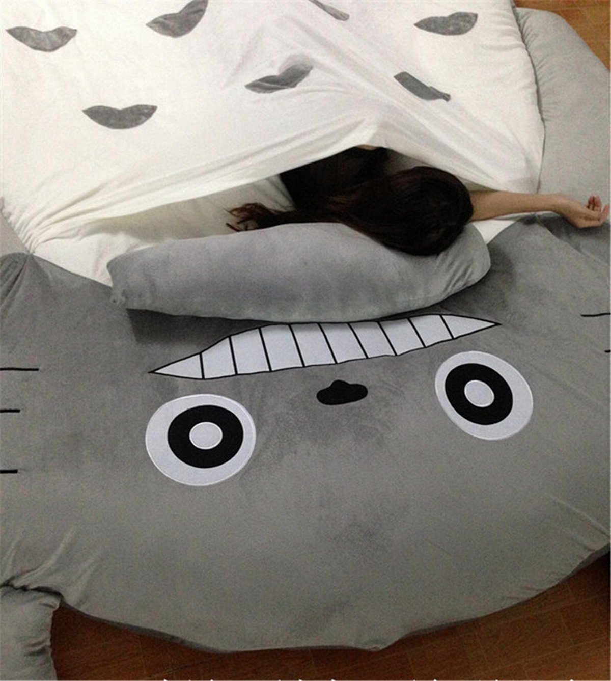 HOT SALE Children's and Adult Totoro Design Big Sofa Totoro Bed Mattress Sleeping Bag Mattress by VU ROUL (Image #8)