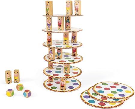 Janod J02757 Skill Acrobat Game: Toys & Games - Amazon.com