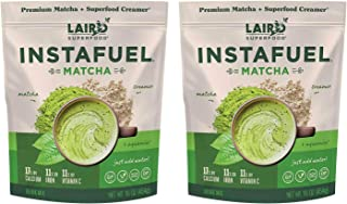 product image for Laird Superfood Instafuel Matcha Plus Creamer - Matcha Latte Green Tea Powder Packed with Antioxidants, 2lb Bag
