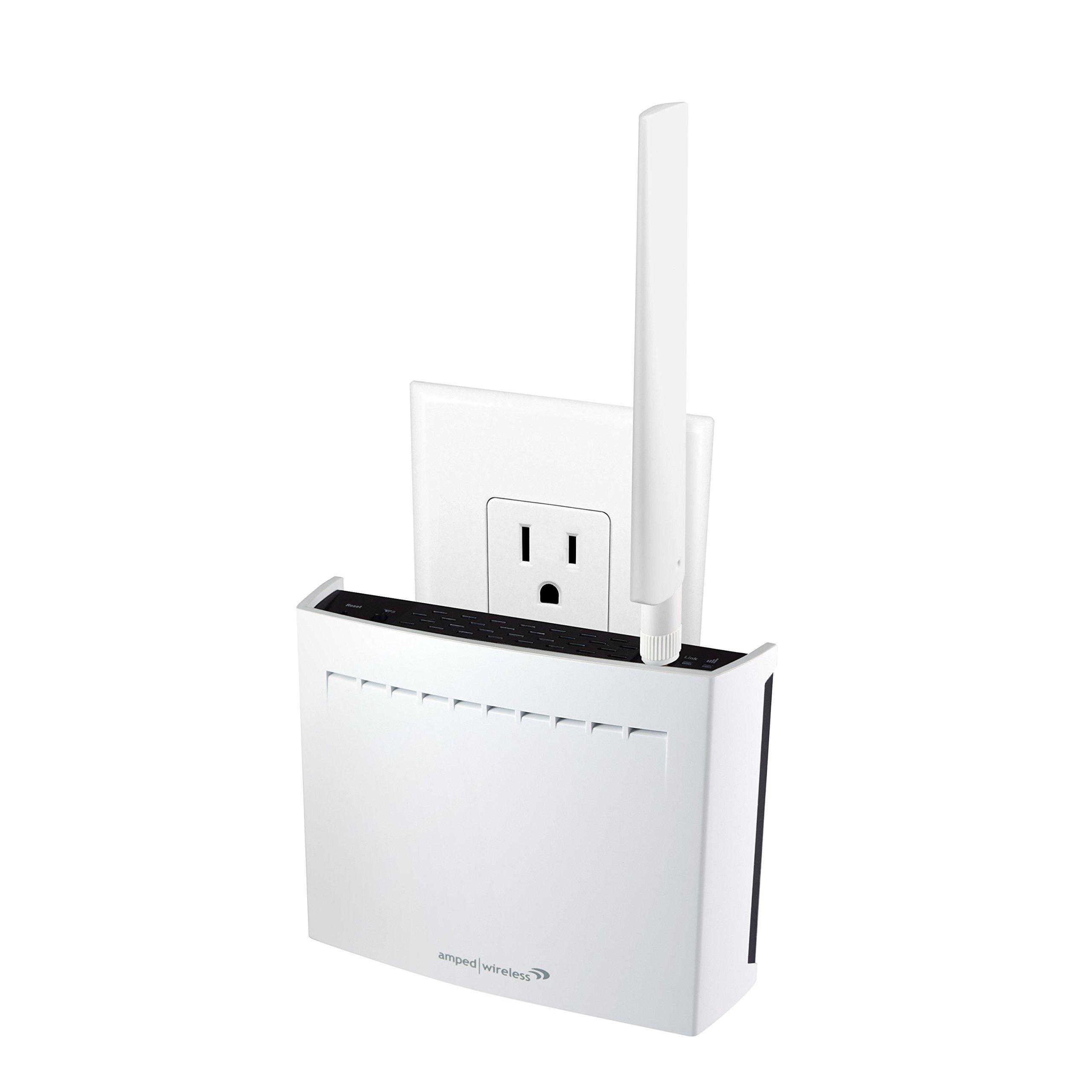 Amped Wireless REC33A-R High Power AC1750 Plug-In Wi-Fi Range Extender (Refurbished)