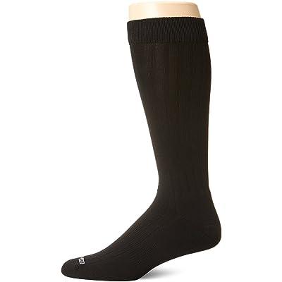 DryMax Dress Over Calf, Black, M 11-13, 2 Pack