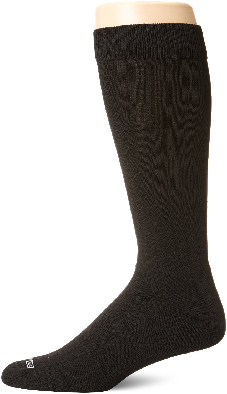 DryMax Dress Over Calf, Black, W5-7 / M3.5-5.5, 2 Pack by Drymax