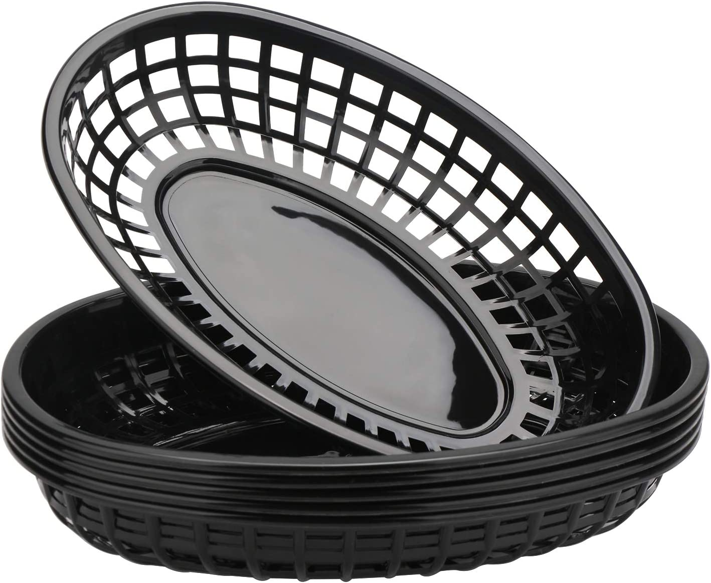 Bread Baskets, Eusoar 6Pcs 9.4