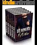 Alpha Milliardär Momente Box Set: Romantischer Alpha Milliardär Roman (Momente-Reihe Buch 1  to 5)