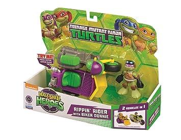 Teenage Mutant Ninja Turtles Mitad-Shell Héroes Rippin ...