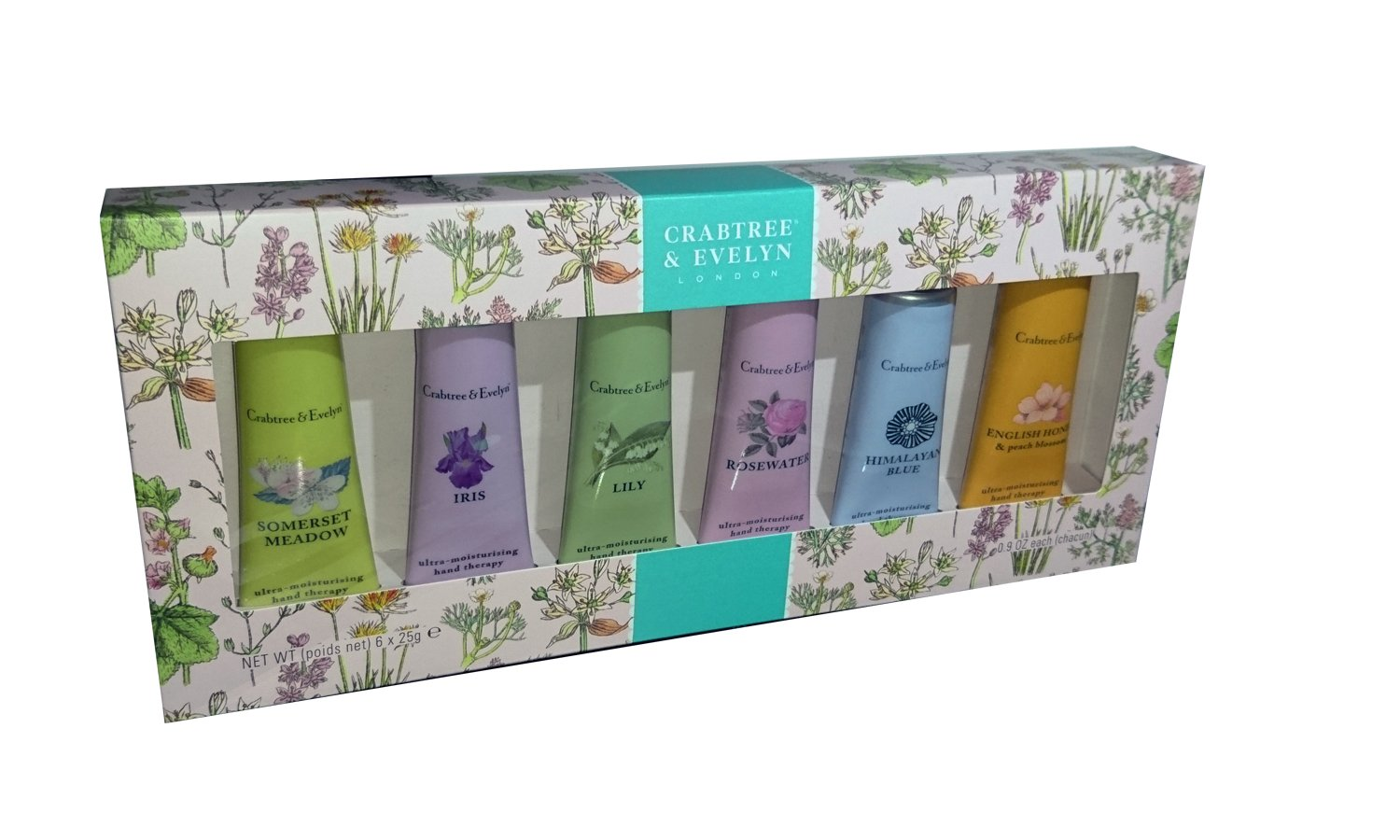 Crabtree & Evelyn Hand Therapy Collection Gift pack: Amazon.co.uk: Beauty