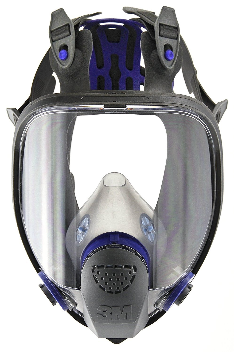 3M Ultimate FX Full Facepiece Reusable Respirator FF-401, Mold, Painting, Sanding, Chemicals, Gases, Dust, Small by 3M Personal Protective Equipment