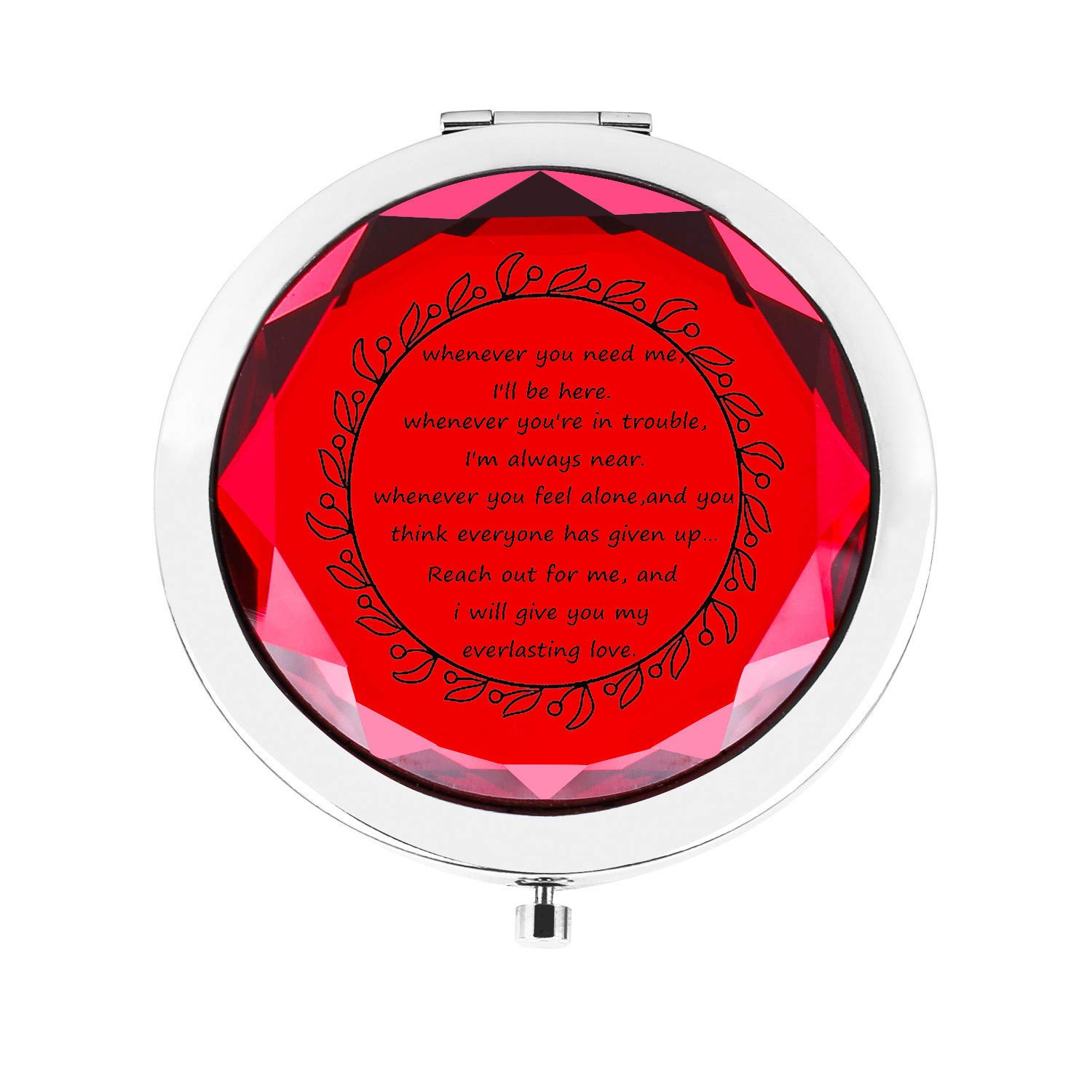23guanyi Birthday Valentines Anniversary Christmas Mothers Day Women Gifts For Her Women Wife Girlfriend Best Friends Mom Daughter Sister Aunt Personalized Gift Ideas Red Whenever You Need Me Amazon In Beauty