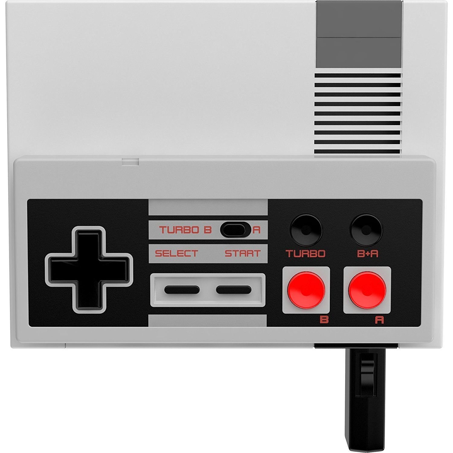 Amazon.com: Ortz 10 Feet NES Classic Edition Mini Controller [TURBO EDITION] Rapid Buttons for Nintendo Gaming System: Video Games