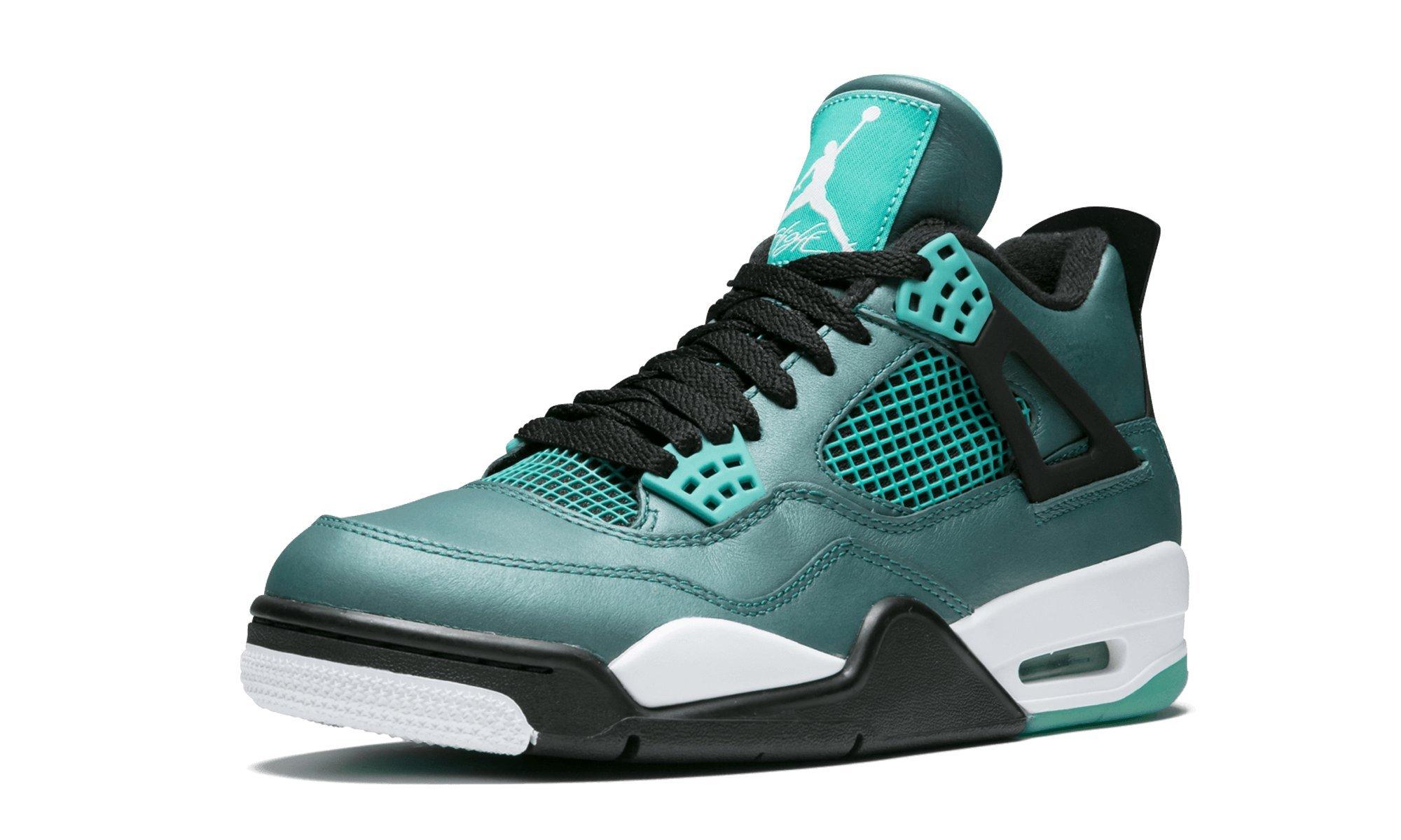 """Air Jordan 4 Retro 30th """"Teal"""" - 705331 330"""