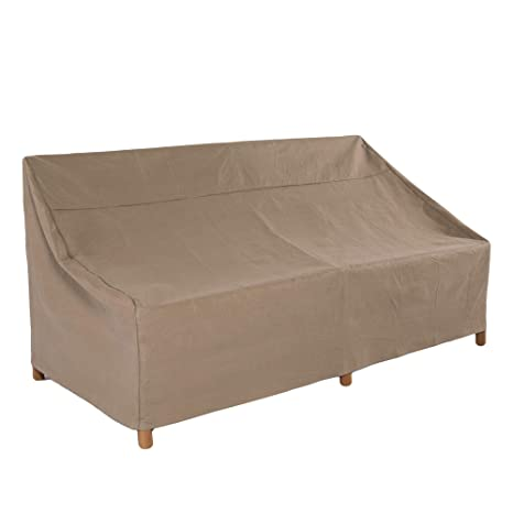 Amazoncom Duck Covers Essential Patio Loveseat Cover 54 Inch