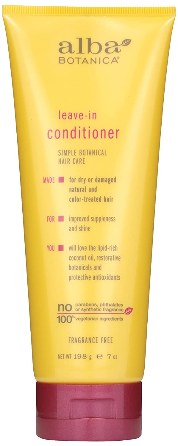 Alba Botanica Conditioner, Leave-In, 7-Fluid Ounce thomaswi