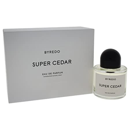 Byredo Byredo Super cedar by byredo for men – 3.4 Ounce edp spray, 3.4 Ounce