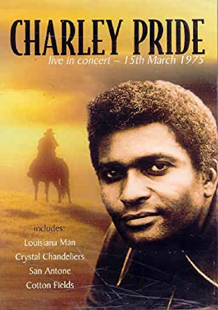Amazon live in concert charley pride charley pride movies tv live in concert charley pride aloadofball Images