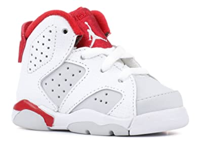 wholesale dealer 97fe5 064bd Amazon.com | Jordan 6 Retro Bt - 384667-113 - Size 10C ...
