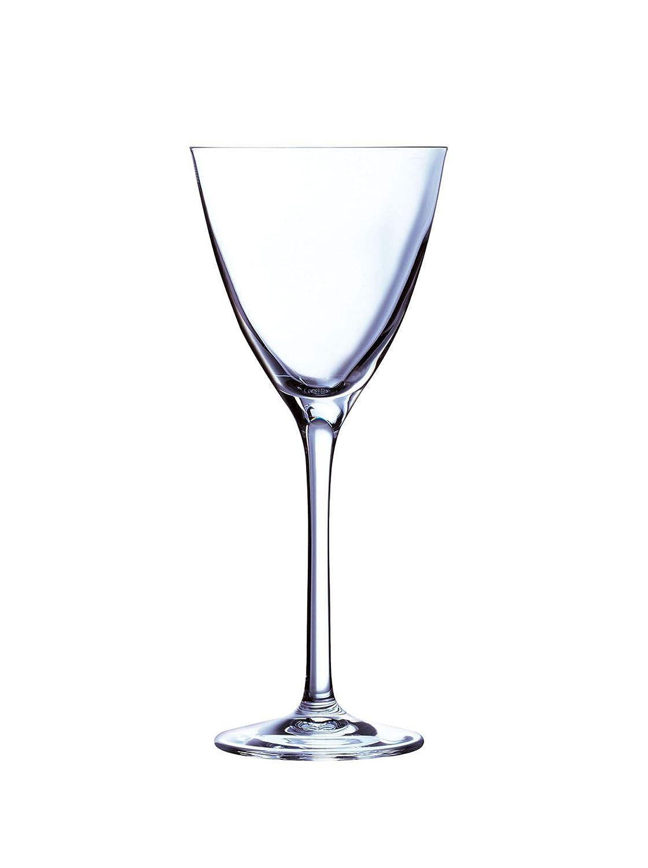Cristal d'Arques Energy 9295533 Stielglas, 210ml, 6Stück