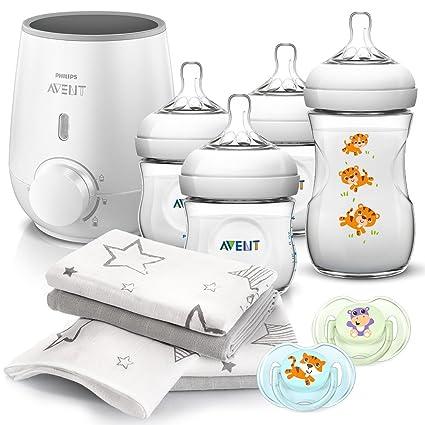 Philips AVENT Baby Premium Set Recien Nacido - 11 piezas: 1 ...