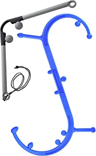 product image for Body Back Headache Care Bundle, Buddy (Blue) and AccuMassage Self Massage Tools