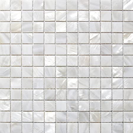 Mother Of Pearl Mosaics Wall Floor Tiles Fired Earth