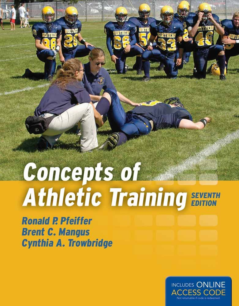 Concepts of Athletic Training by Jones & Bartlett Learning