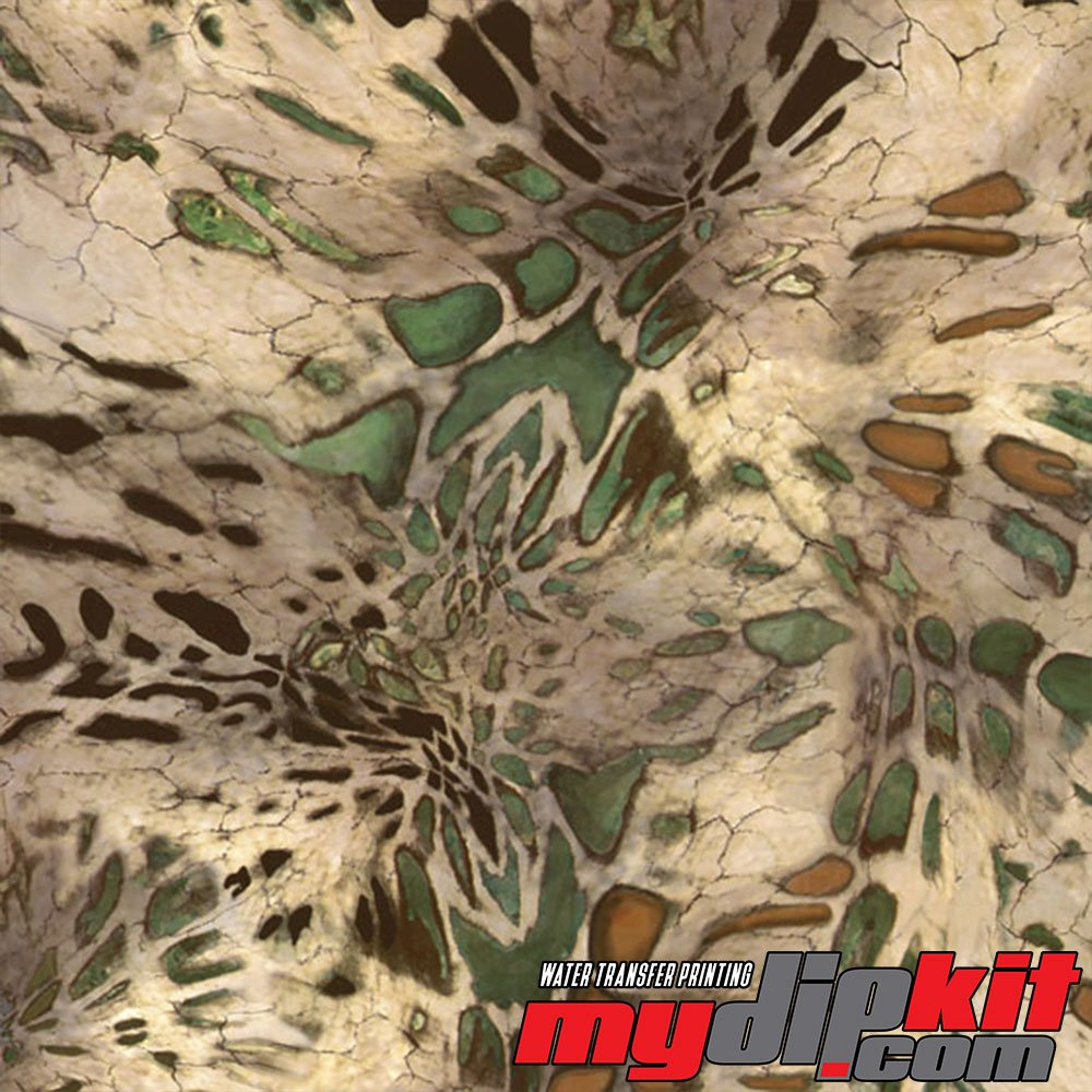 Water Transfer Printing Film - Hydrographic Film - Hydro Dipping - Prym1 MP Camo - RC-410 MyDipKit