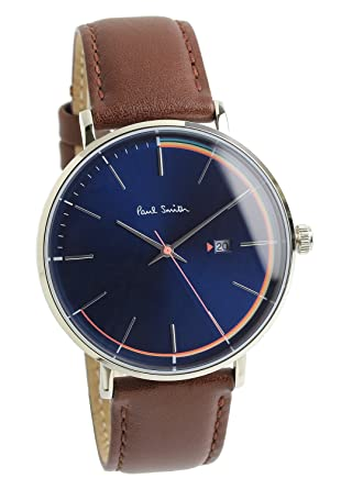 74fe942009 [ポールスミス] Paul Smith 腕時計 ウォッチ シンプル カジュアル メンズ [並行輸入品]