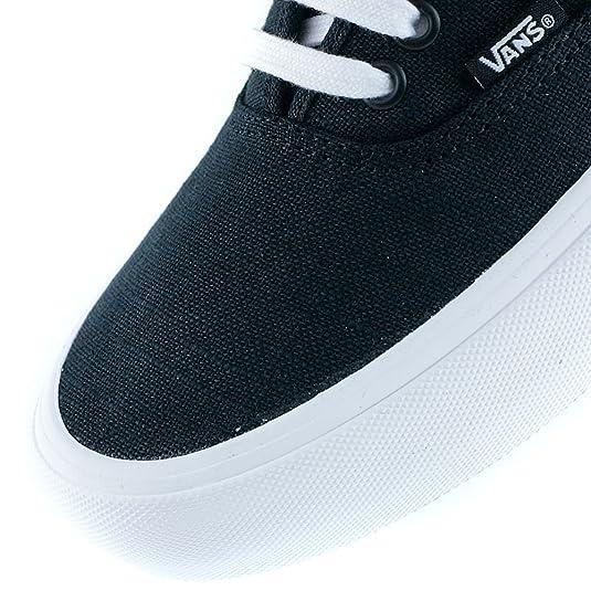 b5ddb8a57f5 Vans x Civilist Authentic Pro Black True White Skate Shoes  Amazon.co.uk   Shoes   Bags