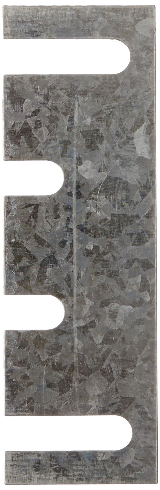 "Rockwood HS42 Steel Hinge Shim, 1-7/16"" Width x"