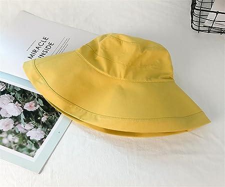 GXSCE Sombrero de pescador de moda, sombrero para el sol, gorra UV ...