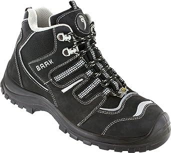 De seguridad zapatos de seguridad Philipp sports S3 ESD, de trabajo Zapatos Botas de cordones