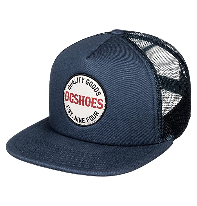 DC Shoes Toolshed - Gorra Tipo Trucker para Hombre ADYHA03471 9c6714bbf12