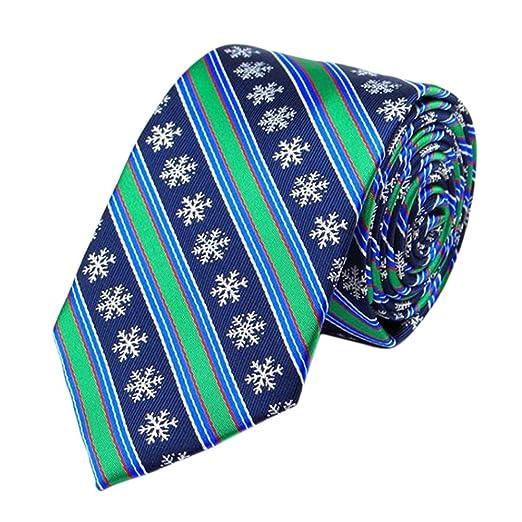 Doitsa Corbata de Hombre Lazo de Navidad Moda Boda ajustable del ...