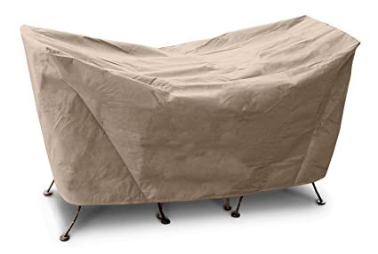Koverroos 31540 Koverroos Iii 3 Pc Cafe Set Cover& Taupe - 60 L X 30 W X 30 H In.