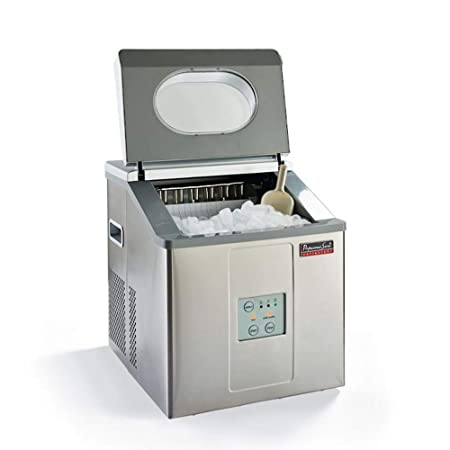 Continental Electric PS78149 máquina de hielo portátil, no un ...